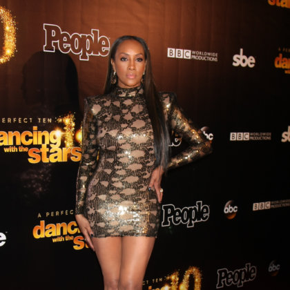 "LOS ANGELES - April 21:  Vivica A. Fox at the ""Dancing With the Stars"" 10 Year Anniversary Party at the Greystone Manor on April 21, 2015 in West Hollywood, CA"
