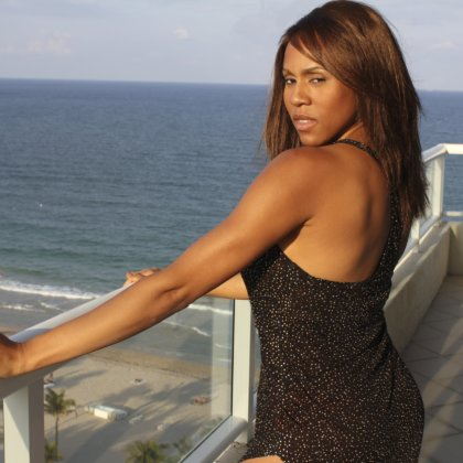 Deborah Cox in Miami
