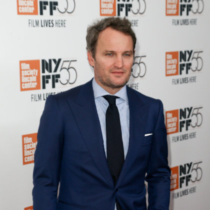 "Jason Clarke attends the ""Mudbound"" premiere at Alice Tully Hall at Lincoln Center during the 55th New York Film Festival on October 12, 2017 in New York City."
