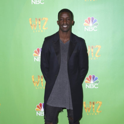 Elijah Kelley at the Television Academy Event For NBC's The Wiz Live! at the Directors Guild of America on June 1, 2016 in West Hollywood, CA