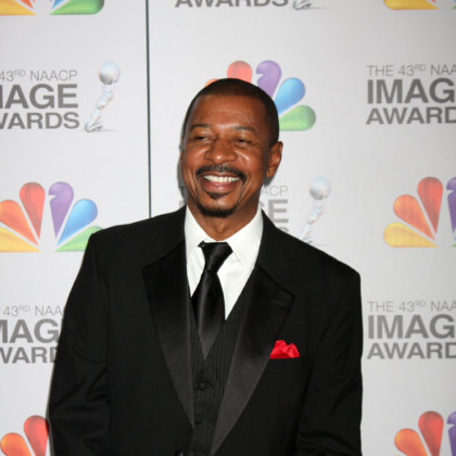 Robert Townsend arrives at the 43rd NAACP Image Awards at the Shrine Auditorium on February 17, 2012 in Los Angeles, CA.