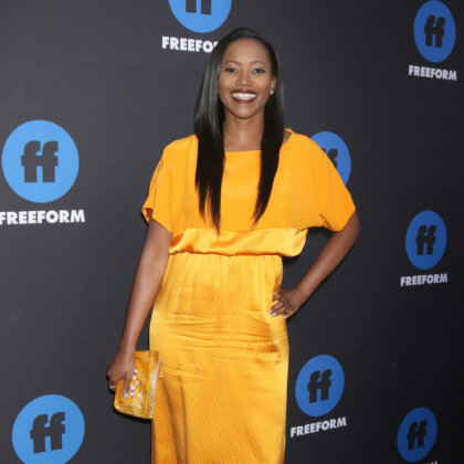 Erika Alexander at the Freeform Summit at NeueHouse on January 18, 2018 in Los Angeles, CA