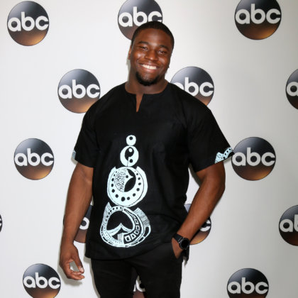 Okieriete Onaodowan at the NAACP Image Awards at Convention Center on January 15, 2018 in Pasadena, CA
