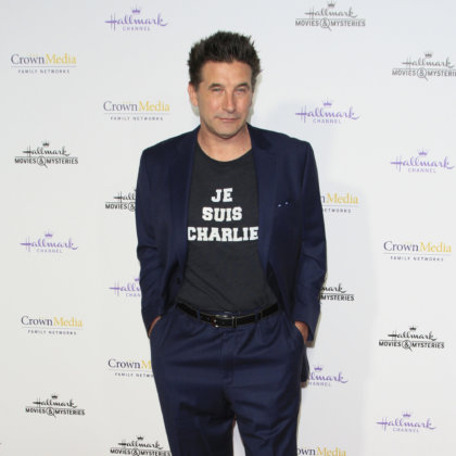 William Baldwin at the TCA Winter Event For Hallmark Channel and Hallmark Movies & Mysteries at Tournament House on January 8, 2015 in Pasadena, CA
