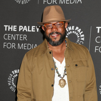 "Rockmond Dunbar at the ""Prison Break"" -  PaleyLive Spring Season at Paley Center for Media on March 29, 2017 in Beverly Hills, CA"