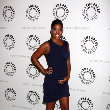 "Reagan Gomez-Preston arrives at ""The Cleveland Show"" DVD Release Party & Panel Discussion at Paley Center for Media on September 23, 2010 in Beverly Hills, CA"