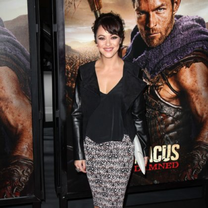 "Marisa Ramirez at the ""Spartacus: War Of The Damned"" Premiere, Regal Cinemas, Los Angeles, CA 01-22-13"