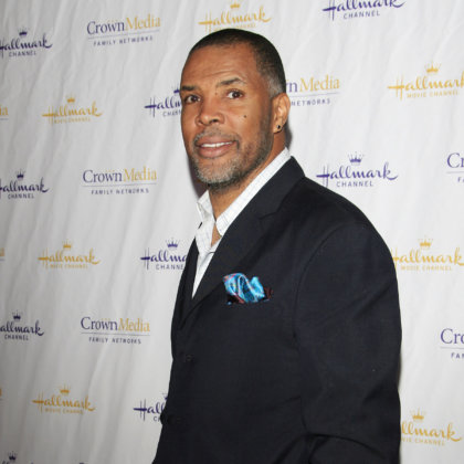 Eriq La Salle at the Hallmark Channel 'Winter TCA' Press Gala at The Huntington Library on January 4, 2013 in San Marino, California