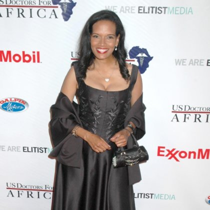 Shari Headley at the The First Ladies of Africa Health Summit. Beverly Hilton, Beverly Hills, CA. 04-21-09