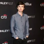 "Freddie Highmore at the PaleyFest - ""The Good Doctor"" at Dolby Theater on March 22, 2018 in Los Angeles, CA"